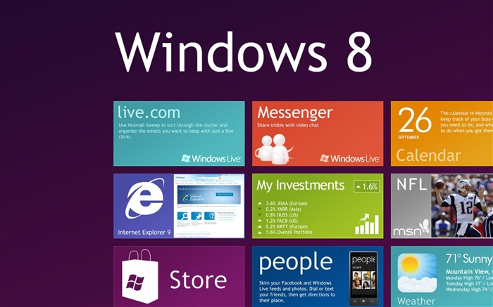 Microsoft Windows 8 desktop wallpaper Views:24384