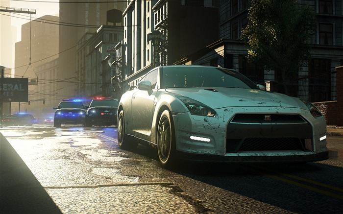Need for Speed-Most Wanted Game HD Wallpaper 01 Views:8910