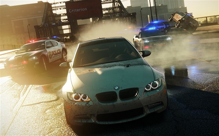 Need for Speed-Most Wanted Game HD Wallpaper 02 Views:7944