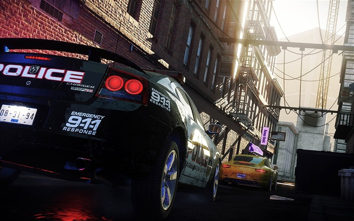 Need for Speed-Most Wanted Game HD Wallpaper 05 Views:8352