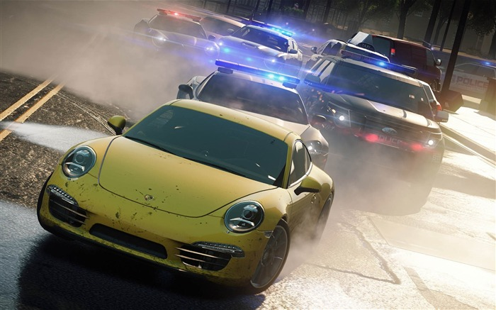 Need for Speed-Most Wanted Game HD Wallpaper 06 Views:9242