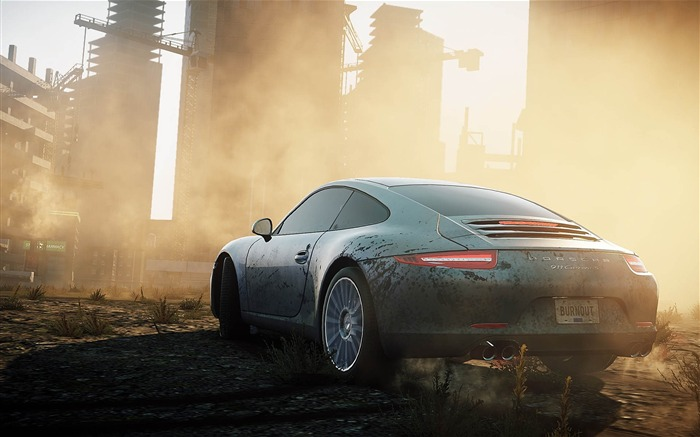 Need for Speed-Most Wanted Game HD Wallpaper 07 Views:9608