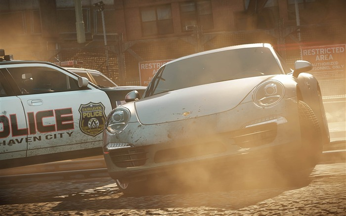Need for Speed-Most Wanted Game HD Wallpaper 08 Views:4251