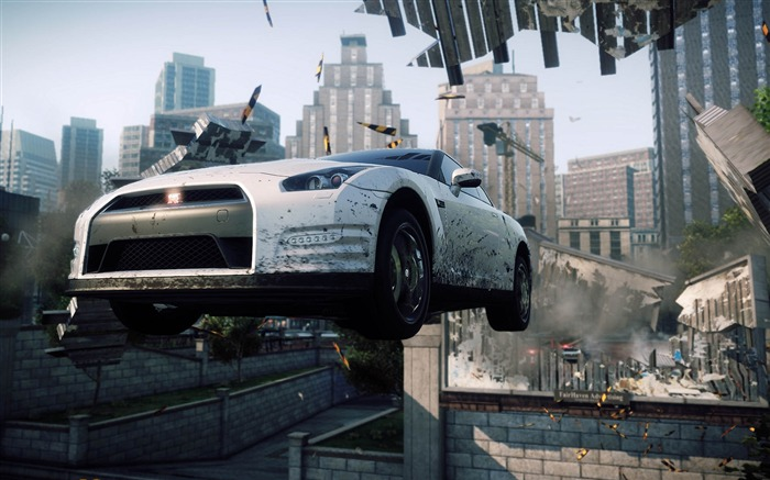 Need for Speed-Most Wanted Game HD Wallpaper 09 Views:11057