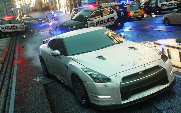 Need for Speed-Most Wanted Game HD Wallpaper 10 Views:11031