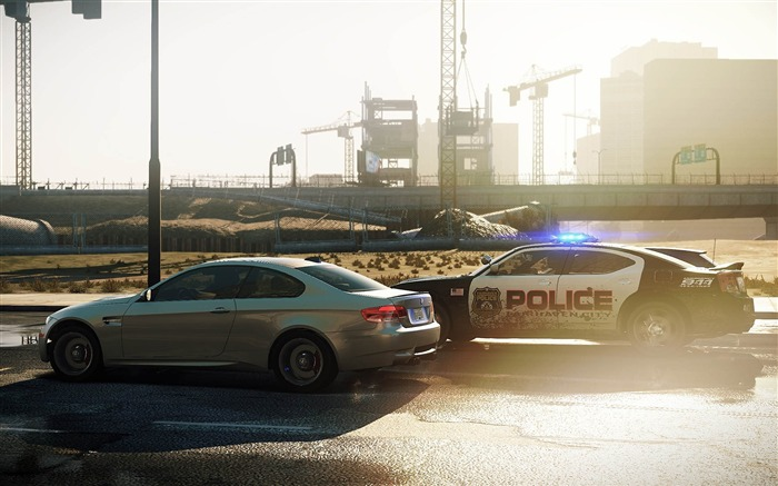 Need for Speed-Most Wanted Game HD Wallpaper 12 Views:7931