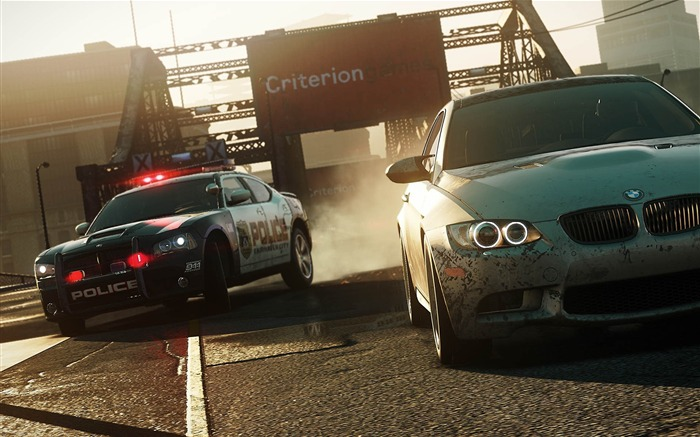 Need for Speed-Most Wanted Game HD Wallpaper 13 Views:6988