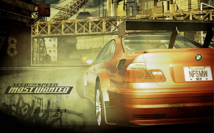 Need for Speed-Most Wanted Game HD Wallpaper 16 Views:7548