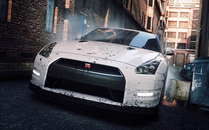Need for Speed-Most Wanted Game HD Wallpaper Views:14084