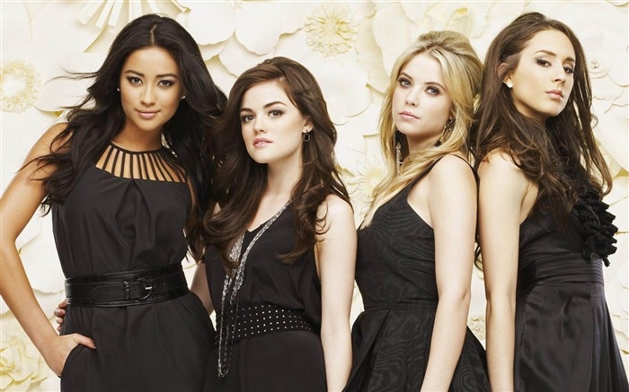 Pretty Little Liars Wallpaper 03 Views:10602