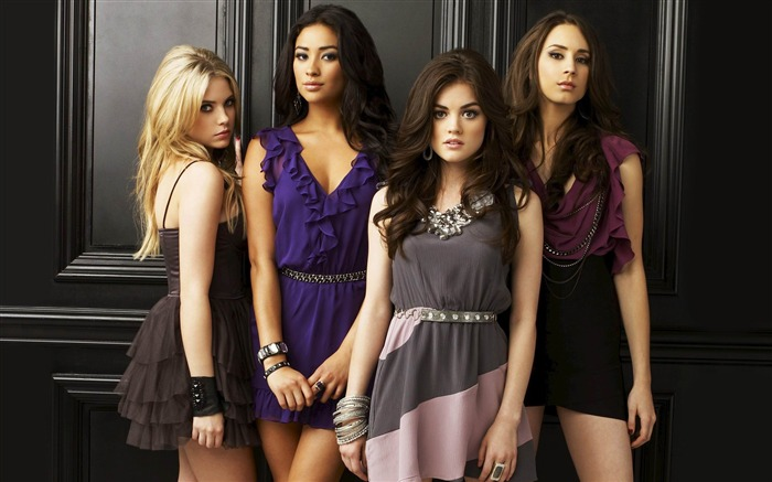 Pretty Little Liars Wallpaper 04 Views:7038