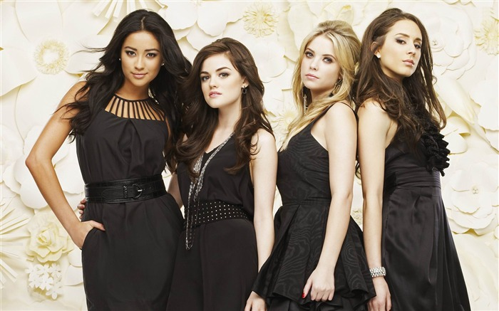 Pretty Little Liars Wallpaper 08 Views:5197