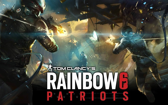 Rainbow 6 Patriots Game HD Wallpaper Views:6893