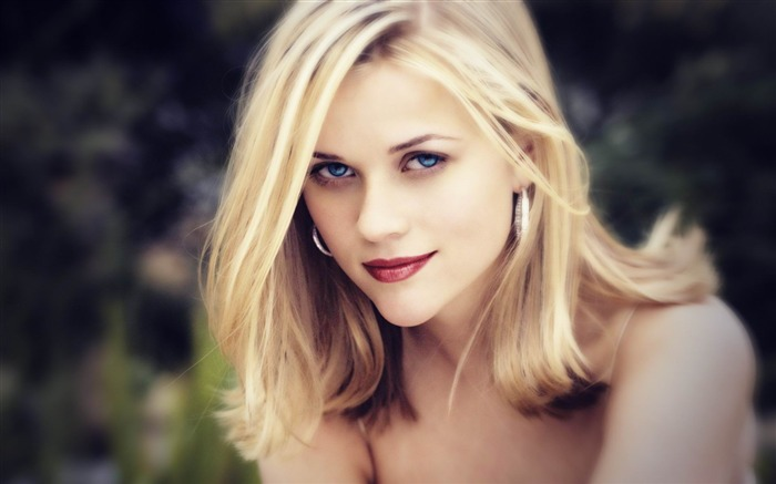 Reese Witherspoon-beauty photo wallpaper Views:5164