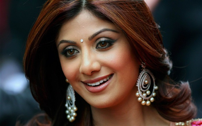 Shilpa Shetty Indian Beauty Fondos de pantalla Vistas:17335