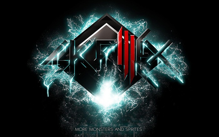 Skrillex Logo-Brand advertising wallpaper Views:557754
