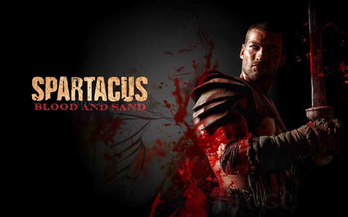 Spartacus-Blood and Sand Movie HD Wallpaper 02 Views:7495