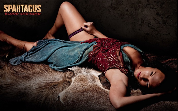 Spartacus-Blood and Sand Movie HD Wallpaper 04 Views:4299