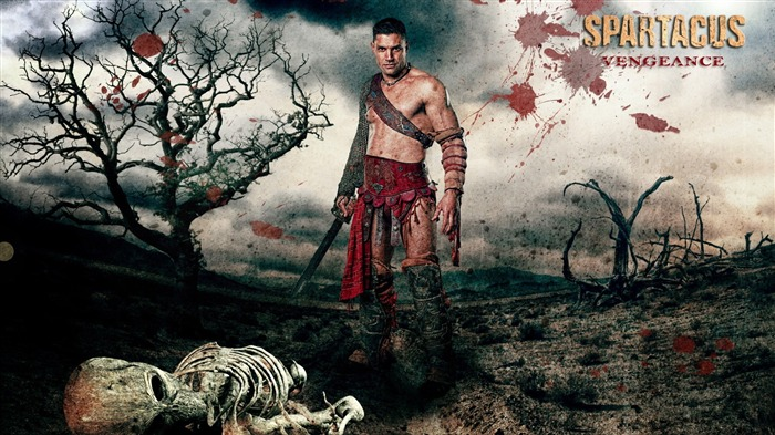 Spartacus-Blood and Sand Movie HD Wallpaper 06 Views:8222