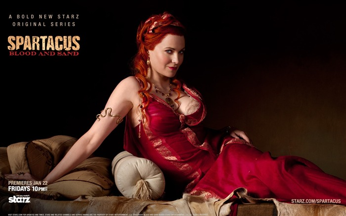 Spartacus-Blood and Sand Movie HD Wallpaper 09 Views:5743