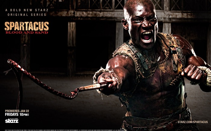 Spartacus-Blood and Sand Movie HD Wallpaper 10 Views:5536