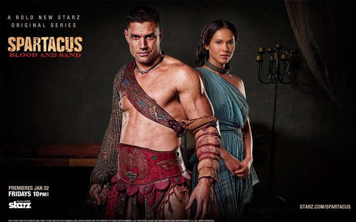 Spartacus-Blood and Sand Movie HD Wallpaper 11 Views:6390