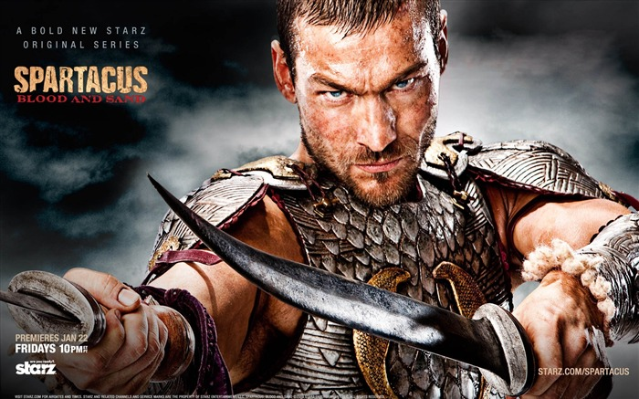 Spartacus-Blood and Sand Movie HD Wallpaper 13 Views:5304