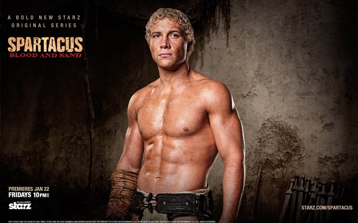 Spartacus-Blood and Sand Movie HD Wallpaper 14 Views:7303
