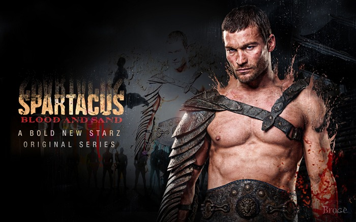 Spartacus-Blood and Sand Movie HD Wallpaper Views:8295