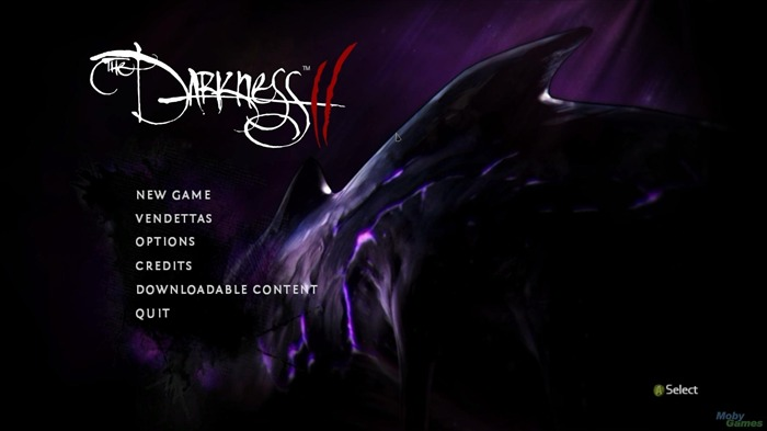 The Darkness 2 Game HD Wallpaper 01 Views:5341