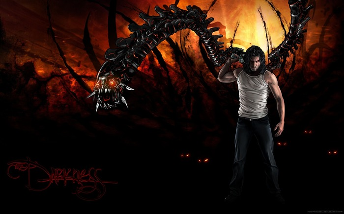 The Darkness 2 Game HD Wallpaper 11 Views:3971