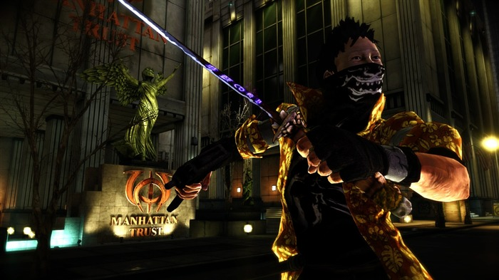 The Darkness 2 Game HD Wallpaper 17 Views:5088
