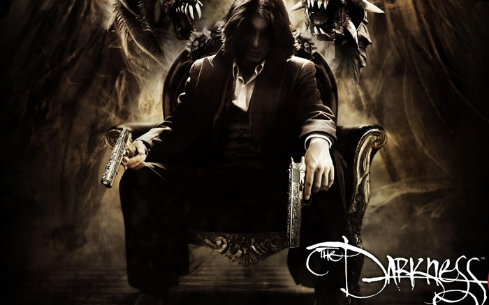 The Darkness 2 Game HD Wallpaper 18 Views:4727