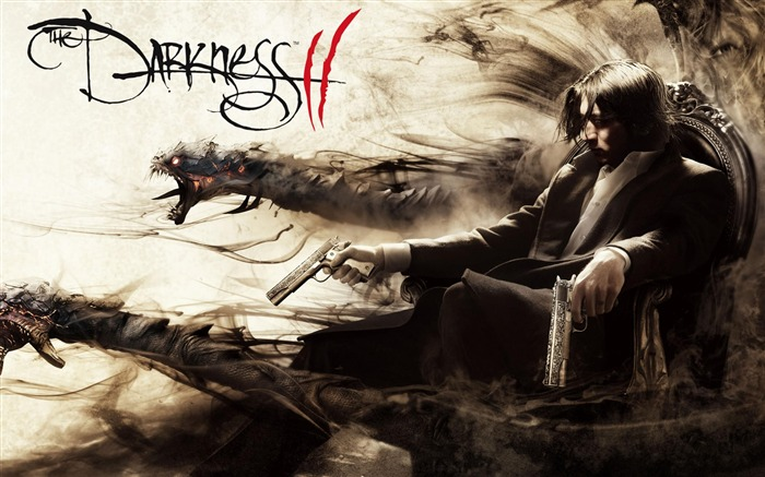The Darkness 2 Game HD Wallpaper Views:10444