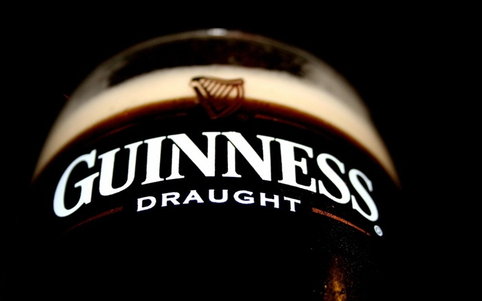 guinness beer-Brand advertising wallpaper Views:14802