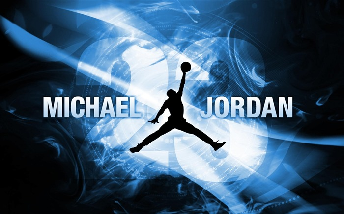 jordan logo-Brand advertising wallpaper Views:25716