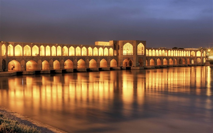 Iran travel landscape photography wallpaper Views:31808