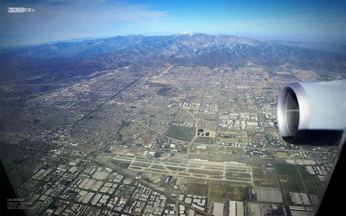 ontario intl ont to lax-Aviation aircraft wallpaper Views:4890