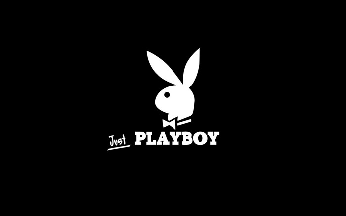 playboy logo-Brand advertising wallpaper Views:36782