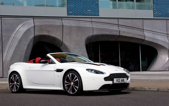Aston Martin V12 Vantage roadster Auto HD Wallpaper 07 Views:5654