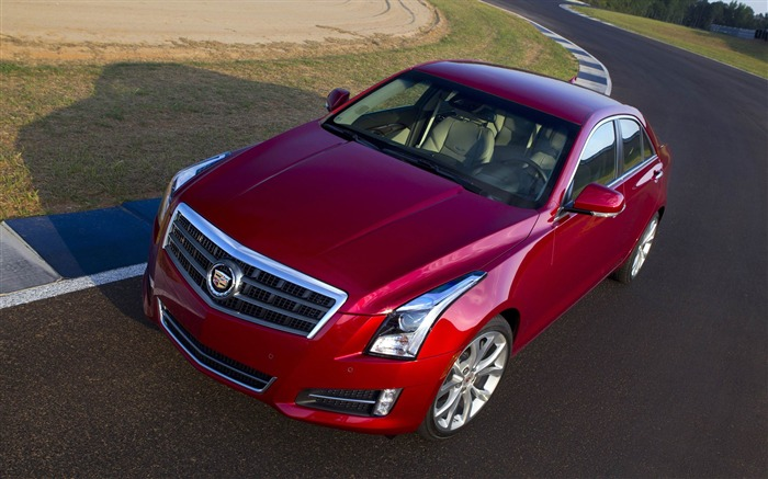 Cadillac ATS Auto HD Wallpaper Views:10632