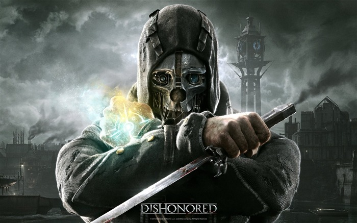 Dishonored Game HD Wallpaper Views:12799