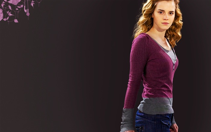 Emma Watson beauty photo wallpaper 04 Views:5388