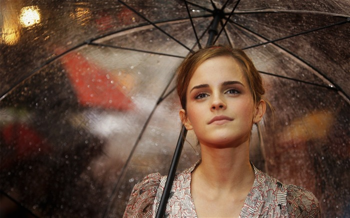 Emma Watson beauty photo wallpaper 06 Views:7835