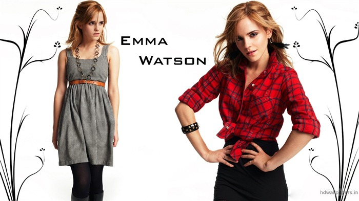 Emma Watson beauty photo wallpaper 07 Views:5493