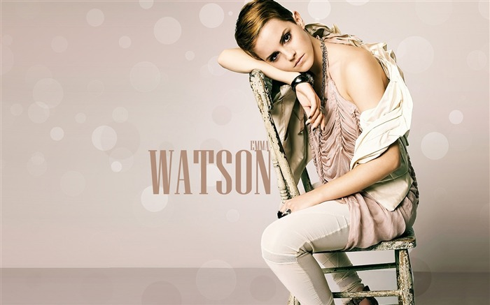 Emma Watson beauty photo wallpaper 12 Views:4596