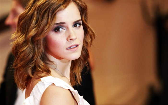 Emma Watson beauty photo wallpaper 14 Views:4325