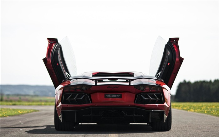 Lamborghini Aventador Mansory Auto HD Wallpaper Views:10013