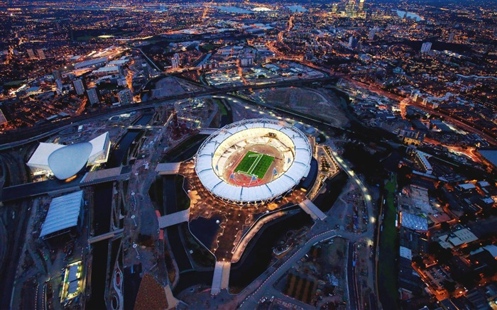 London 2012 Olympic Games HD Wallpapers Views:12883