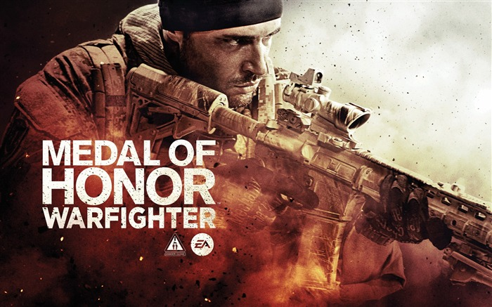 Medal Of Honor WarFighter Game HD Wallpaper Views:14796